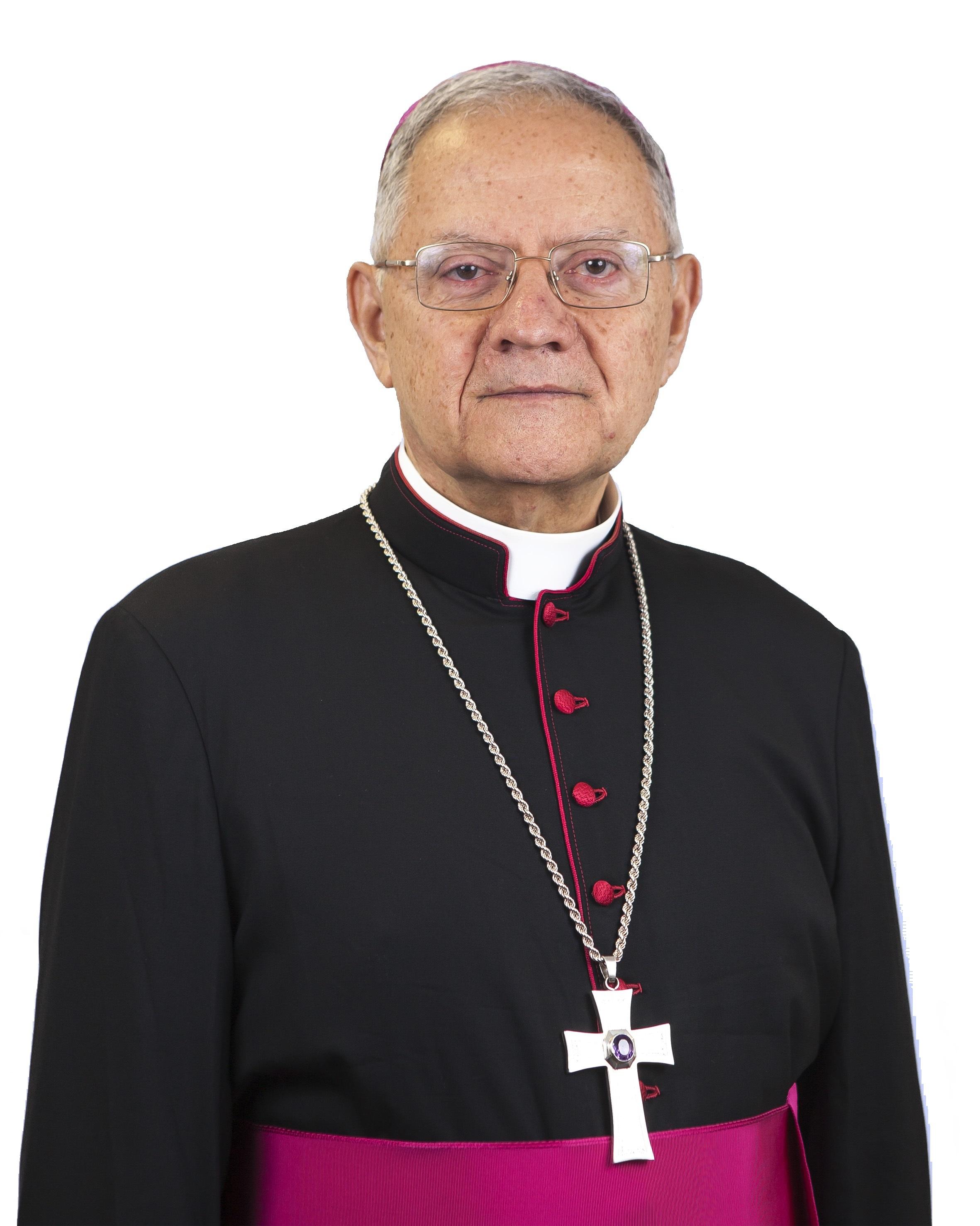 Resultado de imagem para dom Fernando José Monteiro Guimarães